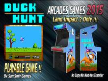 = Duck Hunt Classic = Arcades Games 2015 [BOX]