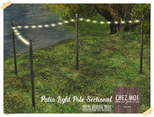 Light Pole Sectional ♥ CHEZ MOI