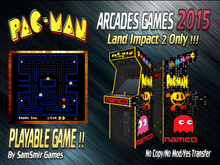 = Pac-man = Arcades Games 2015 [BOX]