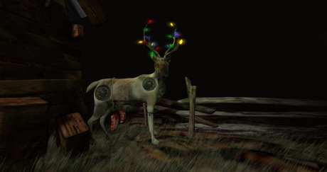 Meatbot Reindeer