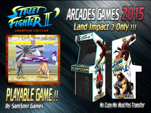 = Street Fighter 2 ce = Arcades Games 2015 [BOX]