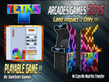 = Tetris = Arcades Games 2015 [BOX]