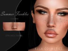 [KULA] Summer  Freckles  1  // Catwa