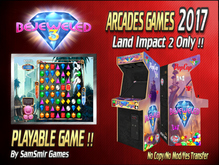 = Bejeweled 3 = Arcades Games 2017 [BOX]