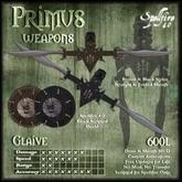 )<SF>(  Primus Glaive 4.0