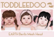 *TD* Baby Mesh Head #Bento - EARTH