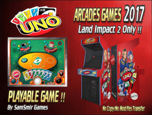= Uno = Arcades Games 2017 [BOX]