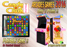 = Candy Crush = Arcades Games 2016 [BOX]