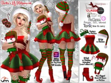 [VM] Santa's Lil Helpers V2 - Complete Xmas Outfit