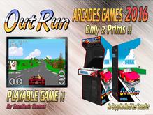 = Out Run = Arcades Games 2016 [BOX]