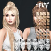 TRUTH Apple (Fitted Mesh Hair) - Blonde