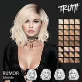 TRUTH Rumor - Blonde