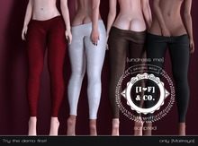 [I<3F] - Leggings [06] [undress me]