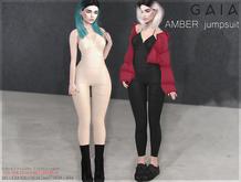 GAIA - Amber jumpsuit DEMO