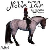 ~Mythril~ WH DRAFT: Noble Idle