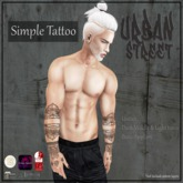 **UbS** SimpleTattooArms