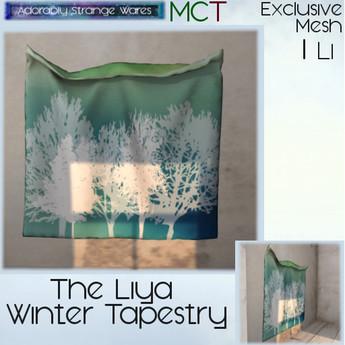 ~ASW~ The Liya Winter Tapestry