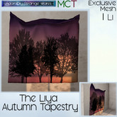 ~ASW~ The Liya Autumn Tapestry