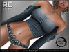 cHix Tucson Western Shorts Set Complete - Maitreya, Slink, Belleza, Tonic, Tmp