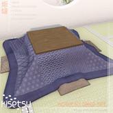 kisetsu - Kotatsu Table Set - Ao