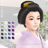 kisetsu - Geisha Shimada Hair - Moonlight