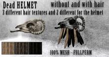 Dead HELMET 100% MESH FULLPERM