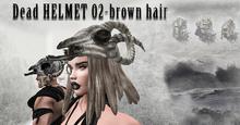 Dead  hair  HELMET 02 (RESIZER)