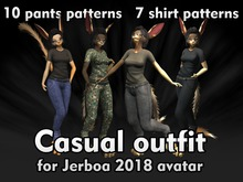 Jerboa 2018 Casual Outfit