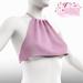 Lana EXCLUSIVE Female Crop Top Mesh- MAITREYA LARA - Pink Color CB collection
