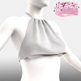Lana EXCLUSIVE Female Crop Top Mesh- MAITREYA LARA - White Color CB collection