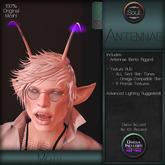 .:Soul:. Antennae - Moth