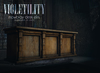 Violetility mowbray desk elm