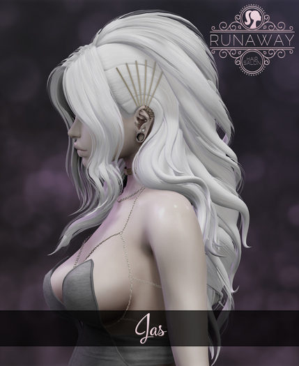 [RA] Jas Hair - DEMO
