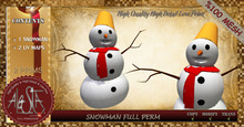 ALESTA << Mesh Snowman Full Perm