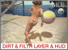 ♥ AVI{L} Oil, Mud, Blood, Lotion and Sand Effect Layer