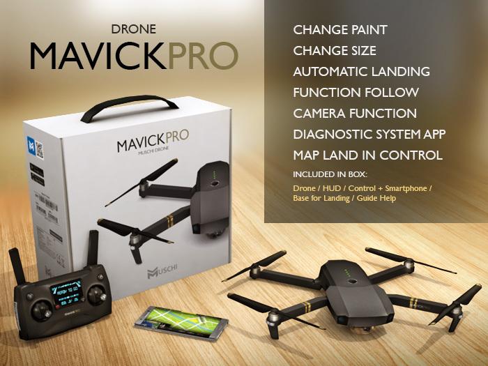 Drone MavickPro