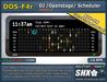 SHX-DOS-F4r Club DJ Open-Stage Scheduler 24/7