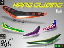 *Hang gliding RDX-AERO (Asa Delta)