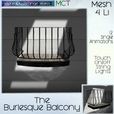 ~ASW~ The Burlesque Balcony