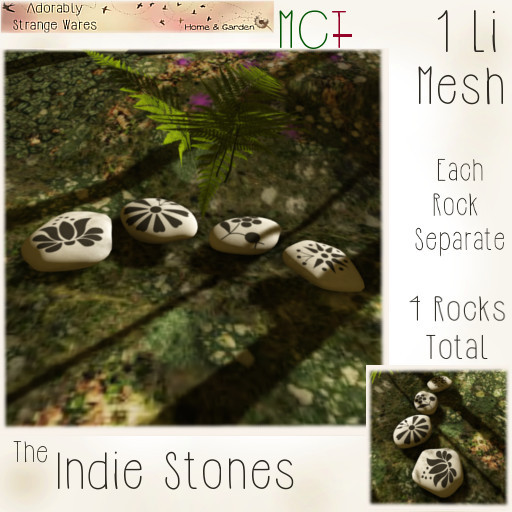 ~ASW~ The Indie Stones Set