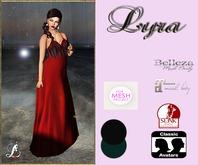 LR-Lyra Dress  Green (sac) v2