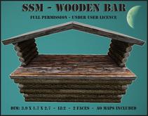 SSM - Wooden Bar