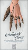 Odalisque's Claws ~ Copper