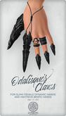 Odalisque's Claws ~ Dark Steel