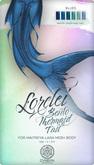 Lorelei Bento Mermaid Tail ~ Blues