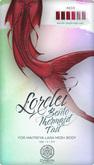 Lorelei Bento Mermaid Tail ~ Reds