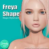 -Simply Suga- Freya Shape #StayHome