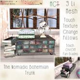 ~ASW~ The Nomadic Bohemian Trunk