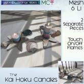 ~ASW~ The Kai Hoku Candles