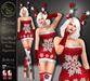 Promotion! ***ArisAris&W~Snow Santa complete Costume